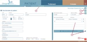 Info patient