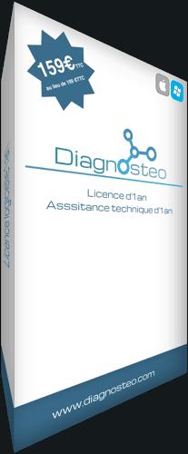 Licence 1 an, logiciel Diagnosteo