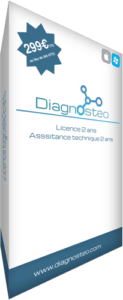 Licence Diagnosteo 2 ans